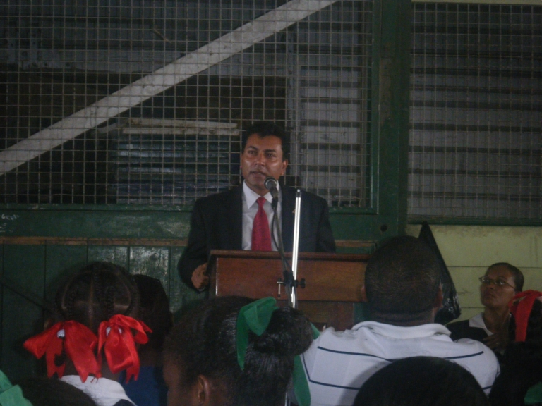 peter-ramsaroop-addresses-the-gathering-at-the-2nd-anniversary-of-the-bartica-massacre
